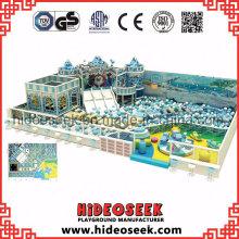 Eisschloss Entertainment Equipment Factory für Kinder