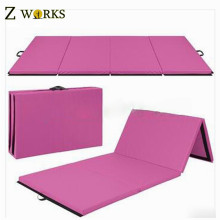 Arcadia 4 Fold Design with Handles Tumbling Fitness Mat For Sale