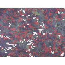 Fy-DC16 600d Oxford Digital Camouflage Printing Polyester Fabric