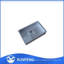 Peças de metal personalizado usinagem cnc