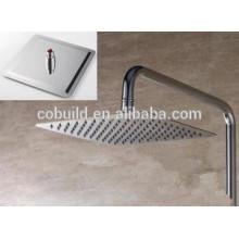 LL-B300FJ Hydro power shower head/ square bathroom shower head