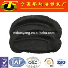 Materiais abrasivos em pó de alumínio fundido preto para venda