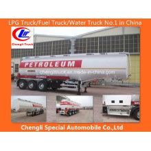 Aluminium Alloy Fuel Tank Trailer Stainless Steel Fuel Tank Trailer Oil Tank Trailer