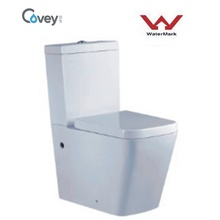 Washdown One Piece Cremic Toilet with Ce Standard (CVT2051A)