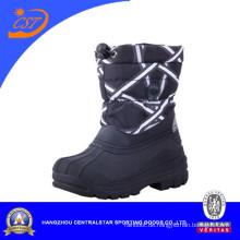 Mode Oxford Stoff oberen Winter Schnee Stiefel für Kinder