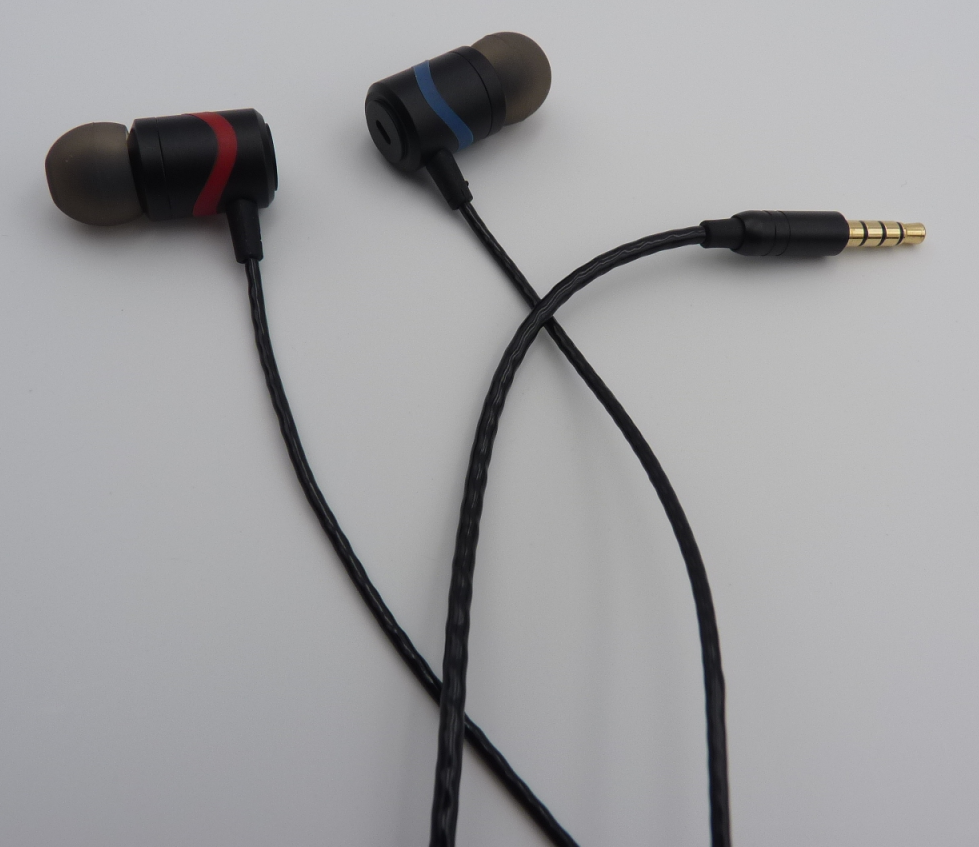 Earphones for iOS Android Smartphones