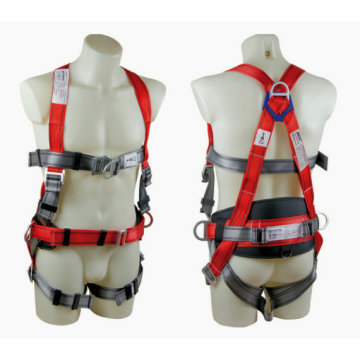 CE Certificate Fall Protection Harness Safety