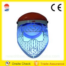 2015 Hot sale led photon face care beauty machine led facial mask