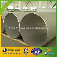 Tubo de acero de ERW / diámetro grande