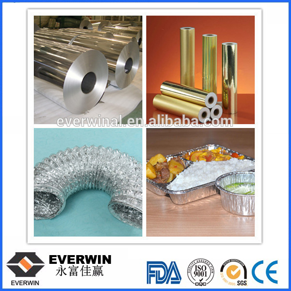 Heat Seal Laminated Aluminium Foil