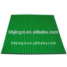 Fine Ribbed Rubber Sheet for Floor