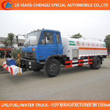 4X2 Road Cleaning Truck 8t High Pressure Cleaning Truck