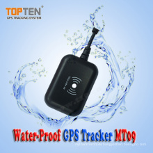 Water-Proof GPS Motorcycle Tracker with Motorcycle Alarm Functions (MT09-ER)