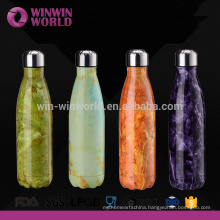 Best Selling 17 oz Cola Shaped Insulated Double Wall Stainless Steel Tumbler