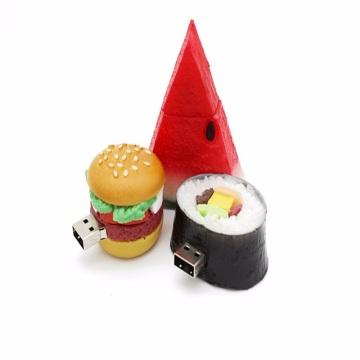 Flash Memory PVC Custom Usb Flash Drive