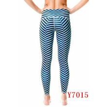 Штаны для йоги с индивидуальной надписью Tummy Control