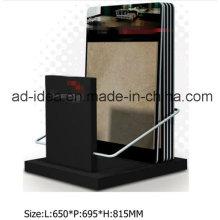 Black Durable Metal Tile Display