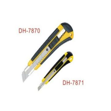 Couteau à outils perfectionnés de 18 mm et 9 mm