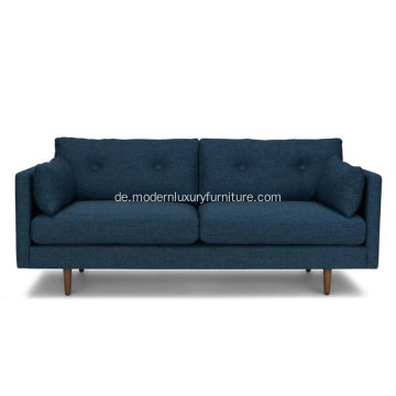 Anton Twilight Blue Stoffsofa
