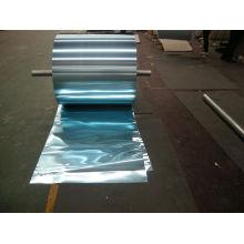 Alimentation en aluminium hydrophile pour climatiseur (bleu recouvert ou couleur dorée)