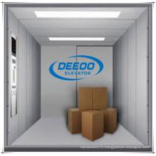 Ascenseur de cargaison d'ascenseur résidentiel de fret de Deeoo Warehouse