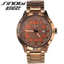 Men vogue watch, watch SHINOBI, quartz stainless steel watch water resistant