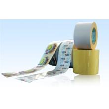 Matériaux d'étiquettes auto-adhésives