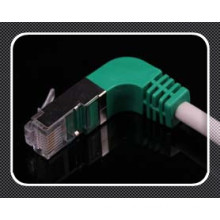 Cat5e/CAT6 Right Angle Patch Cord