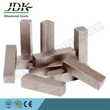Прямоугольный алмазный сегмент для режущих инструментов из мраморной алмазной пилы