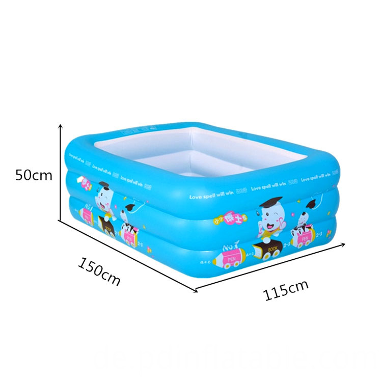 pvc swimming pool
