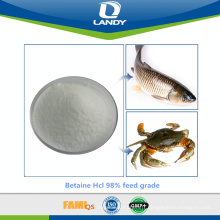 Betaine Hcl 98% qualité d'alimentation