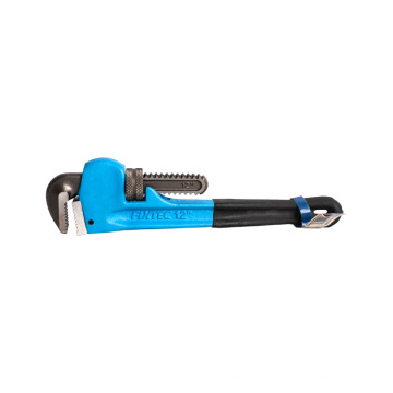 """FIXTEC American Type Carbon Steel 12"""" 14"""" 18"""" 24"""" 36"""" 48"""" Bent Nose Pipe Wrench"""