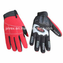 Mechanical Working Construction Safety Hand Protect Full Finger Glove
