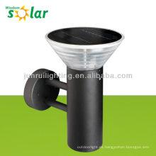 Lámpara solar de pared al aire libre de CE y patente (JR-B007)