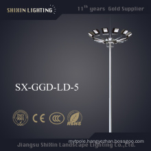 Uniform Illumination LED1000W 20m High Mast Light (SX-GGD-LD-5)
