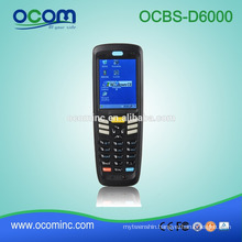 D6000 Hot selling new product protable data collector industrial pda