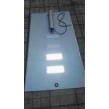 Luz de calle solar integrada 100W 240W