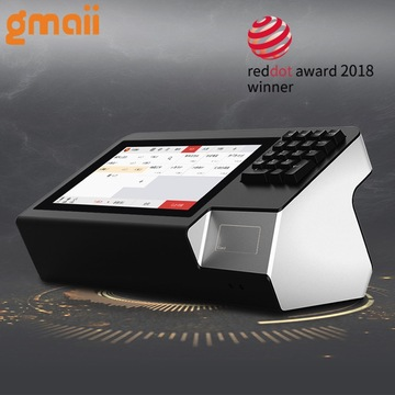 Touchscreen Android POS-System unterstützt NFC
