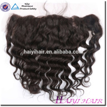 Virgin Cambodian Lace Frontal Closure 13*4 Water Wave Frontals Ear To Ear Bleached Knots Lace Frontal