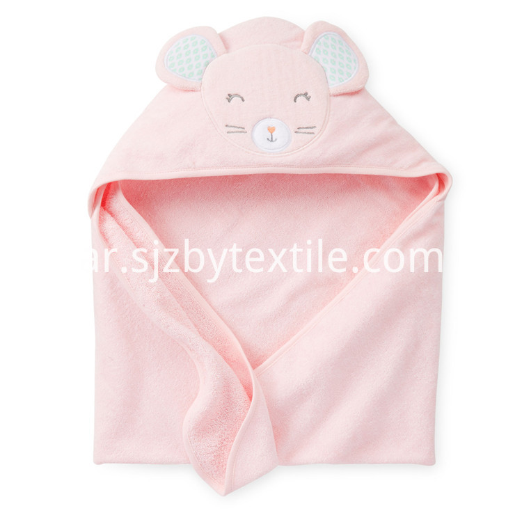Baby Poncho Towel