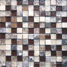 Crystal Glass Mosaic Bathroom Kitchen Tile (HGM309)
