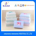 Подгонянный Цвет!Новое Прибытие популярные Рециркулированные пустые бумажные коробки подарка с различными размерами
