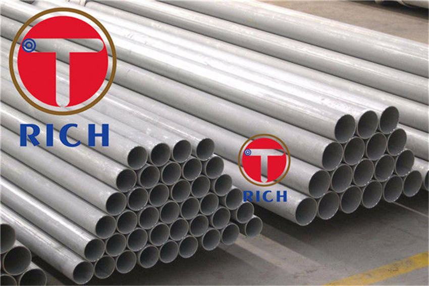 ASME SB163 UNS N08825 Nickel Allot Seamless Steel Tube