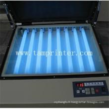 Mmchine d'exposition UV de Tmep-4050 petit cliche avec le vide