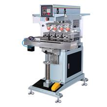 Joint automatique de 4 couleurs d'encre coupe Pad imprimante Machine