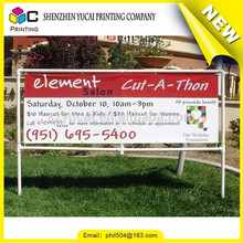 Latest new model cusotm custom flag banner printing and printing canvas banner