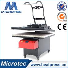 Machine de presse de chaleur de grand format de vente chaude avec l'ouverture automatique et la meilleure qualité