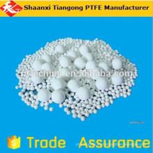 Perlas de PTFE, perlas de poliuretano, perlas de nylon