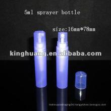 China Splendid Designed 10ml Bottle With Sprayer Pump , 10ml Perfume Bottle
