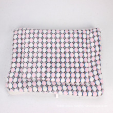 large dog blanket cat cushion sleeping pad pet thick blanket candy cotton